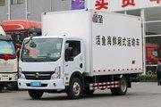 东风 凯普特K6-N 140马力 4X2 4.085米活鱼海鲜厢式冷藏车(顺肇牌(SZP5040XLCEQ1)