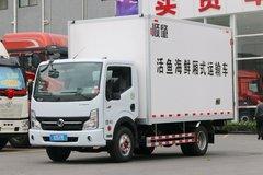 东风 凯普特K6-N 140马力 4X2 4.085米冷藏车(顺肇牌)(SZP5040XLCEQ1)