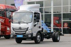 福田 欧马可S1系 131马力 4.14米单排厢式轻卡(BJ5044XXY-F2) 卡车图片