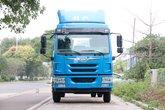解放 麟VH 190马力 5.4米排半仓栅式载货车(潍柴)(CA5160CCYPK62L4E5A85)
