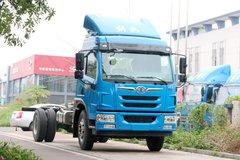 解放 麟VH 160马力 6.2米排半厢式轻卡(CA5165XXYP40K2L5E5A85) 卡车图片