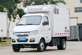 顺肇 3T 2.36米单排纯电动冷藏车长安底盘(SZP5032XLCGC1BEV)
