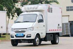 顺肇 3T 2.4米单排纯电动冷藏车长安底盘(SZP5032XLCGC1BEV)43.72kWh