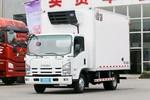 庆铃 五十铃KV600 130马力 4X2 4.03冷藏车(顺肇牌)(QL5043XLCA5HA)图片