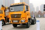 陕汽重卡 德龙新M3000 经济版 380马力 6X4牵引车