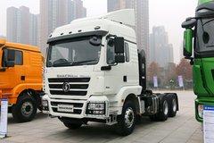 陕汽重卡 德龙新M3000 标柜版 400马力 6X4牵引车(SX4250MC4)