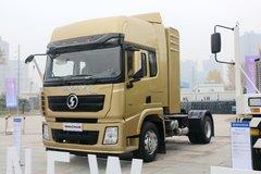 陕汽重卡 德龙X3000 寒区版 380马力 4X2 CNG牵引车
