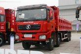 陕汽重卡 德龙X3000 加强版 430马力 8X4 自卸车