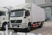 陕汽重卡 德龙L3000 加强版 245马力 4X2 6.75米厢式载货车(SX5180XXYLA5012)