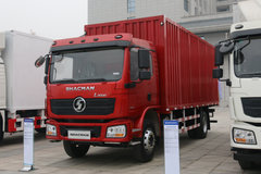 陕汽重卡 德龙L3000 210马力 4X2 7.8米厢式载货车 卡车图片