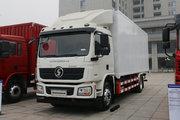 陕汽重卡 德龙L3000 轻量化版 245马力 4X2 8.6米厢式载货车(SX5180XXYLA6212)