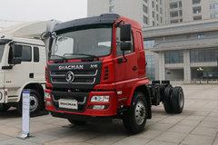 陕汽商用车 轩德X6 160马力 4X2 自卸车 卡车图片