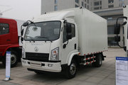 陕汽商用车 轩德X9 标载版 143马力 4.18米单排厢式轻卡(SX5040XXYGP5)