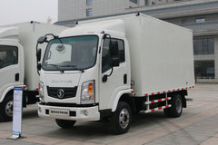 陕汽商用车 轩德X9 90马力 4X2 5.995米厢式轻卡 卡车图片