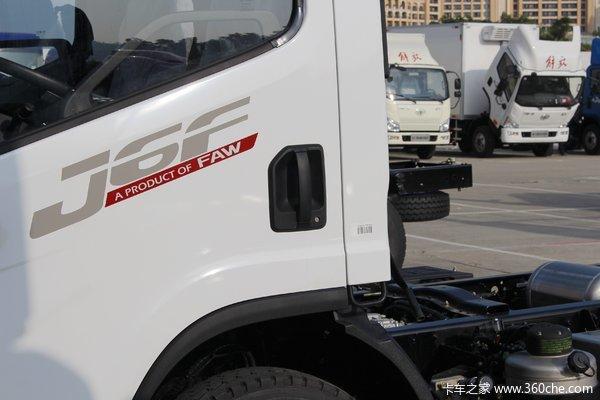 降价促销徐州中顺J6F载货车仅售9.50万