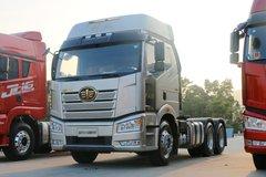 一汽解放 新J6P重卡 荣耀版 550马力 6X4牵引车(CA4250P66K25T1A1E5) 卡车图片