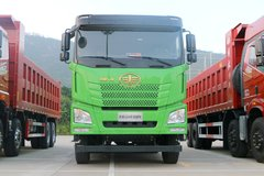 青岛解放 JH6重卡 430马力 8X4 7.2米自卸车(CA3310P27K15L3T4E5A80)
