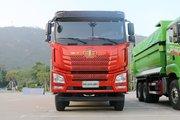 青岛解放 JH6重卡 460马力 8X4 8.2米自卸车(CA3310P27K15L6T4E5A80)