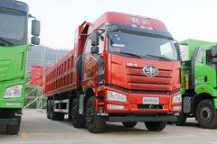 一汽解放 新J6P重卡 500马力 8X4 8.8米自卸车(CA3310P66K24L7BT4AE5) 卡车图片
