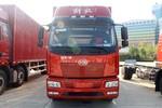 一汽解放 J6L中卡 2019款 220马力 4X2 6.2米仓栅式载货车(大柴CA4DK1)(CA5180CCYP62K1L4E5)图片