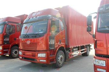 一汽解放 J6L中卡 2019款 质惠版 240马力 4X2 6.8米厢式载货车