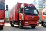 一汽解放 J6L中卡 质惠版 220马力 4X2 9.7米厢式载货车(CA5180XXYP62K1L7E5)图片