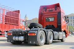 一汽解放 新J6P重卡 领航版 560马力 6X4牵引车(国六)(CA4250P66K25T1E6)