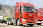 一汽解放 新J6P重卡 质惠版 新北方款 350马力 6X4危险品牵引车(CA4250P66K2T1E5)图片