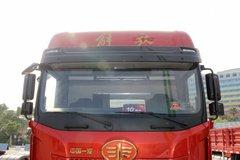 青岛解放 JH6重卡 2019款 320马力 8X4 9.5米仓栅式载货车(CA5511CCYP25K1L7T4E5A80) 卡车图片