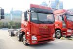 青岛解放 JH6重卡 2019款 320马力 8X4 9.5米仓栅式载货车(CA5511CCYP25K1L7T4E5A80)图片