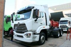 中国重汽 豪瀚N7G重卡 480马力 6X4 LNG牵引车(国六)(ZZ4255V3846F1L) 卡车图片