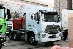 中国重汽 豪瀚N7G重卡 480马力 6X4 LNG牵引车(国六)(ZZ4255V4246F1L)