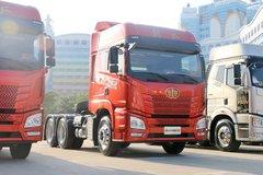 青岛解放 JH6重卡 卓越版 460马力 6X4牵引车(CA4250P26K2T1E5A80) 卡车图片