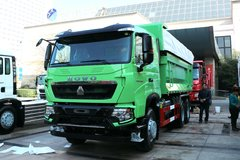 中国重汽HOWO T6G 400马力 6X4自卸车(ZZ3257N414WE1) 卡车图片