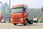 青岛解放 JH6重卡 460马力 6X4 LNG牵引车(国六)(CA4250P26K15T1NE6A80)