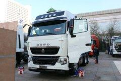 中国重汽 HOWO T7H重卡 安行版 440马力 6X4危化品牵引车(ZZ4257V324HE1W) 卡车图片