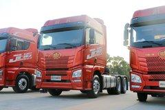 青岛解放 JH6重卡 领航版四季款 500马力 6X4牵引车(CA4250P25K2T1E5A) 卡车图片