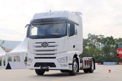 一汽解放 J7重卡 550马力 4X2 AMT自动挡牵引车(白色)(CA4180P77K25E5) 卡车图片