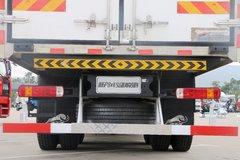 一汽解放 新J6P重卡 420马力 8X4 9.6米冷藏车(鸿天牛牌) 卡车图片