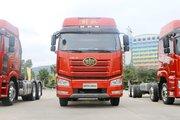 一汽解放 新J6P重卡 440马力 6X4 LNG 牵引车(国六)