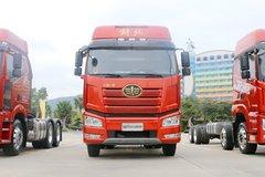 一汽解放 J6P重卡 质惠版 420马力 6X4牵引车(高顶457后桥)(CA4250P66K24T1A1E5)图片