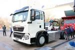 中国重汽 HOWO T5G 220 4X2纯电动环卫车底盘(ZZ1187K501GE1B1V)242kWh