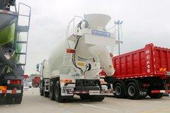 解放 J6L 轻量化版 320马力 8X4 混凝土搅拌车(CA5310GJBP62K2T4E5)