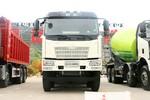 一汽解放 J6L 320马力 8X4 8方混凝土搅拌车(速比5.771)(CA5310GJBP62K2T4E5)图片
