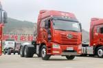 一汽解放 新J6P重卡 430马力 6X4 LNG牵引车(CA4250P66T1A2E24M5)图片