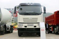 一汽解放 J6L 轻量化版 320马力 8X4 8方混凝土搅拌车(CA5310GJBP62K2T4E5)图片