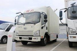 解放 J6F 4.5T 4.21米單排廂式純電動輕卡82.43kWh