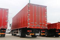 一汽解放 新J6P重卡 质惠版 240马力 6X2 9.65米厢式载货车(CA5250XXYP66K1L6T3E5)