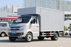长安跨越王X5 1.5L 112马力 3.585米单排厢式小卡(SC5031XXYFRD52) 卡车图片