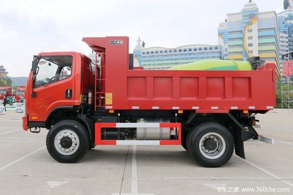 优惠1万上海解青岛放虎V自卸车促销中